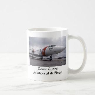 Aviation de la garde côtière   à son plus fin mug