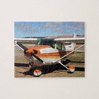 Avion : puzzle denteux à haute voilure