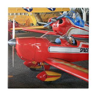 Avions modèles carreau