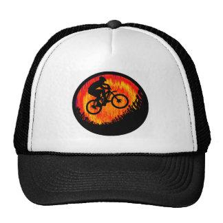 Avis d'âmes de vélo casquettes