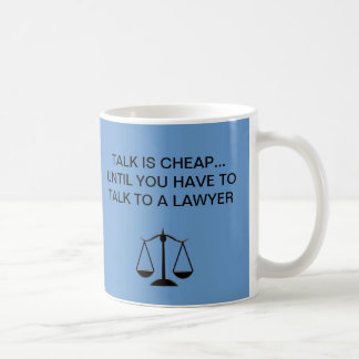 Avocats drôles de tasses de café