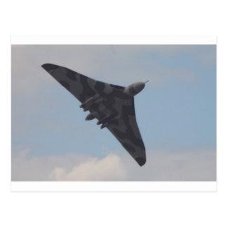 Avro Vulcan XH558 Carte Postale