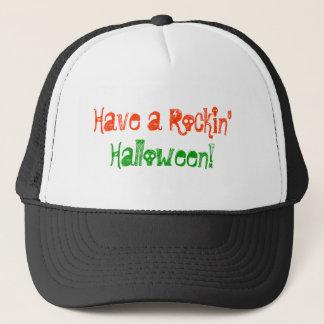 Ayez un Rockin', Halloween ! - Casquette