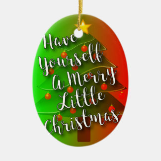 Ayez vous-même un joyeux petit ornement de Noël