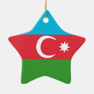 Azerbaijao Ornement Étoile En Céramique