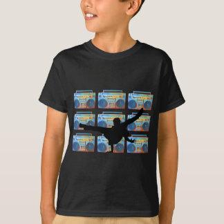 B-Garçon de Boombox T-shirt