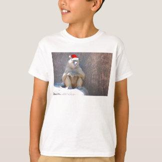 Babouin de Noël T-shirt