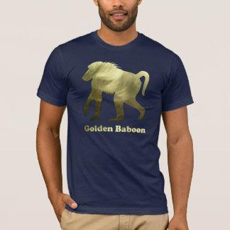babouin d'or t-shirt