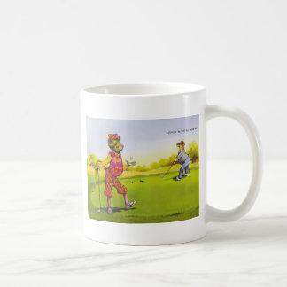 Babouin drôle mug
