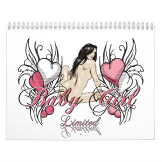 Baby Girl Limited 2010 Kalender