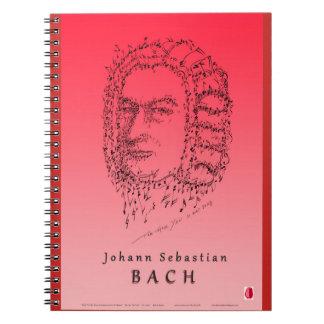 Bach : Faites face à la musique Carnet