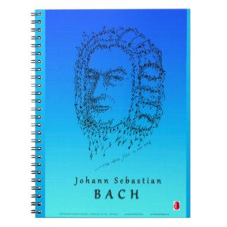 Bach : Faites face à la musique Carnet À Spirale