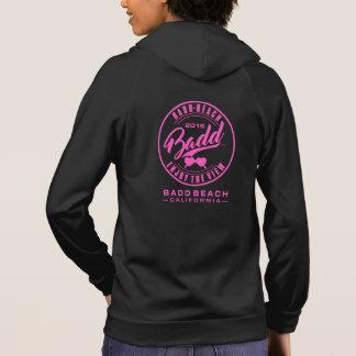 BADD-BEACH LA CALIFORNIE sweat - shirt à capuche