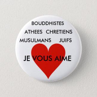 Badge ANTI-RACISME