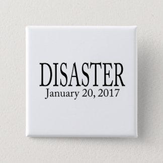 Badge Carré 5 Cm Atout, inauguration : une catastrophe