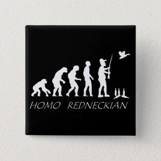 Badge Carré 5 Cm Bouton homo de Redneckian