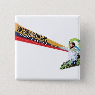 Badge Carré 5 Cm Carré de Trapp