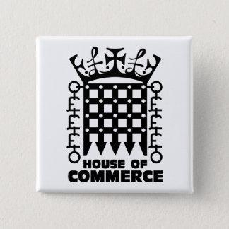 Badge Carré 5 Cm Chambre de commerce