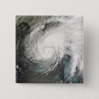Badge Carré 5 Cm Fée tropicale de tempête