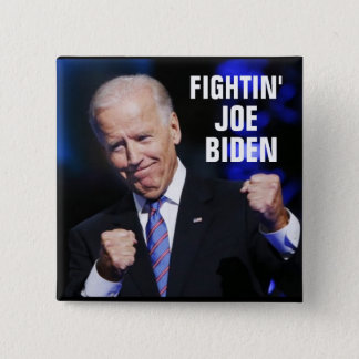 Badge Carré 5 Cm Fightin Joe Biden