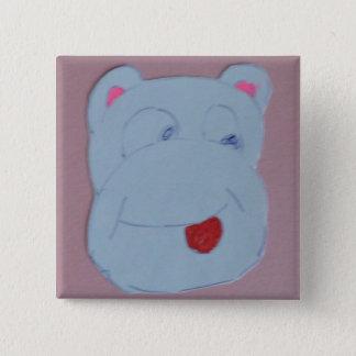 """Badge Carré 5 Cm Insigne carré de Claire 5,1 cm (2"""")"""