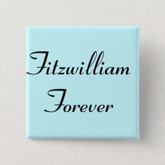 Badge Carré 5 Cm J'obtiens d'appeler M. Darcy Fitzwilliam Austen