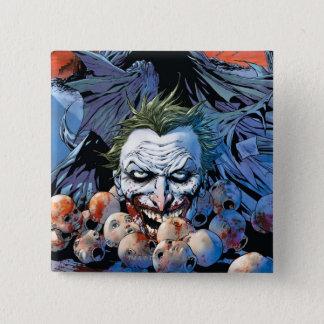 Badge Carré 5 Cm Les nouveaux 52 - bandes dessinées révélatrices #1