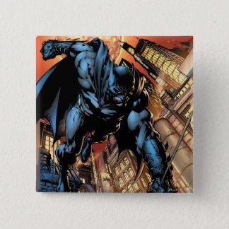 Badge Carré 5 Cm Les nouveaux 52 - Batman : Le chevalier foncé #1
