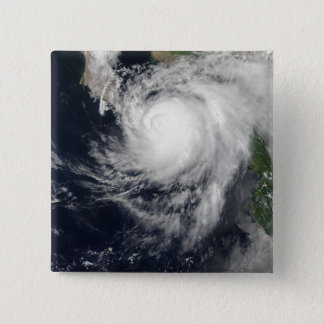 Badge Carré 5 Cm Ouragan Ignacio