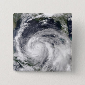 Badge Carré 5 Cm Ouragan Isidore