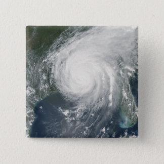 Badge Carré 5 Cm Ouragan Katrina