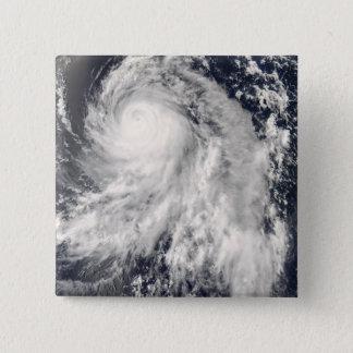 Badge Carré 5 Cm Ouragan Nakri outre du Japon