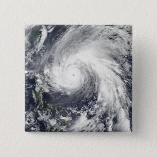 Badge Carré 5 Cm Ouragan superbe Megi