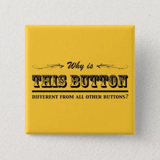 Badge Carré 5 Cm Pourquoi est-il ce bouton ?