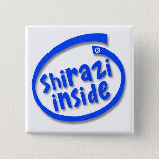 Badge Carré 5 Cm Shirazi à l'intérieur