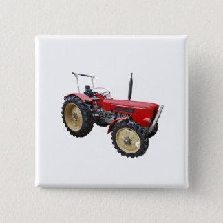 Badge Carré 5 Cm Tracteur SF3400