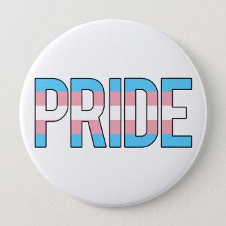 Badge Rond 10 Cm Fierté de transsexuel