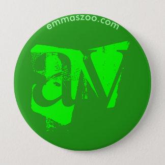 Badge Rond 10 Cm Pin de poids du commerce