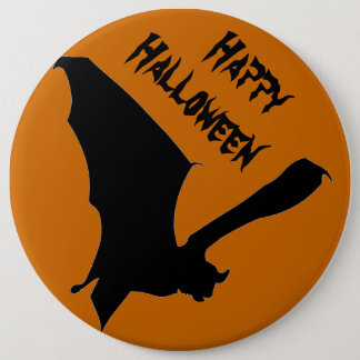 Badge Rond 15,2 Cm Bouton de Halloween