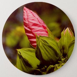 Badge Rond 15,2 Cm Insigne rose de photo de fleur