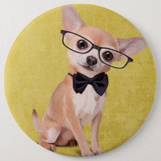 Badge Rond 15,2 Cm M. Chihuahua