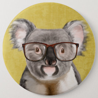 Badge Rond 15,2 Cm M. Koala