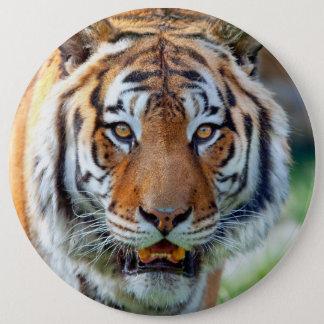 Badge Rond 15,2 Cm Sauvez le bouton de tigres
