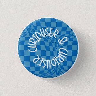 Badge Rond 2,50 Cm Alice dans l'insigne du pays des merveilles - plus