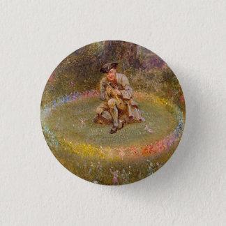 Badge Rond 2,50 Cm Anneau féerique
