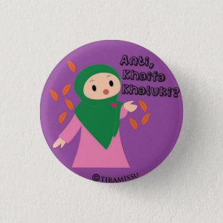 Badge Rond 2,50 Cm Anti, khaluki de khaifa ?