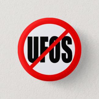 "BADGE ROND 2,50 CM ""AUCUN UFOS """