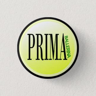 Badge Rond 2,50 Cm Ballerine de Prima