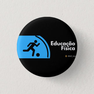 Badge Rond 2,50 Cm Botton - Éducation Physique