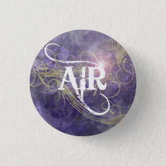 Badge Rond 2,50 Cm Bouton d'air